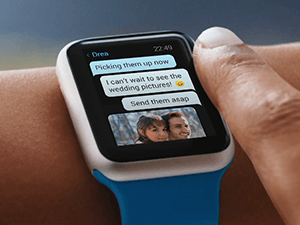 iWatch App Design