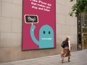 Stop! App Branding