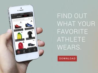 Wear x Play Website & iPhone App