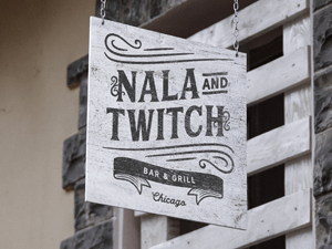 Nala and Twitch Bar & Grill