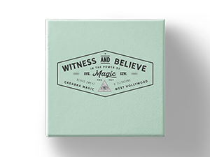 Cadabra Magic – Box Design