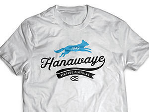 Hanaway Vintage Clothing Co. T-Shirt